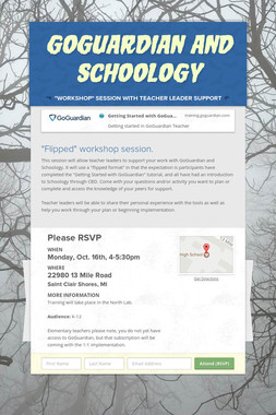 GoGuardian and Schoology