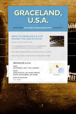 Graceland, U.S.A.