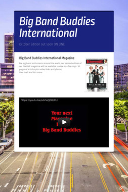 Big Band Buddies International