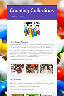 Counting Collections
