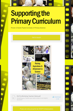 Supporting the Primary Curriculum