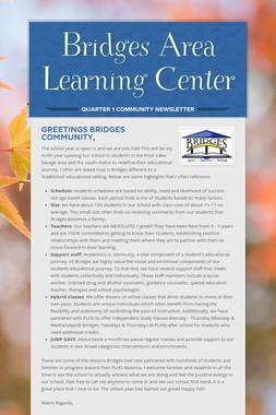 Bridges Area Learning Center