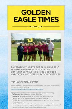 Golden Eagle Times