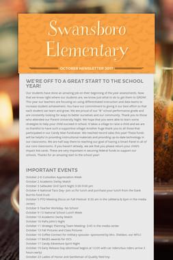 Swansboro Elementary