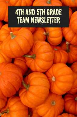 4th and 5th Grade Team Newsletter