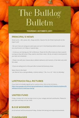 The Bulldog Bulletin
