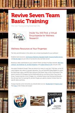 Revive Seven Team Basic Training