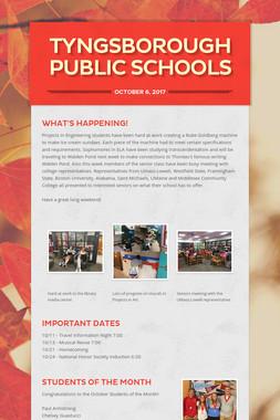 Tyngsborough Public Schools