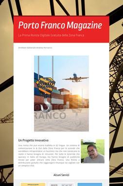 Porto Franco Magazine