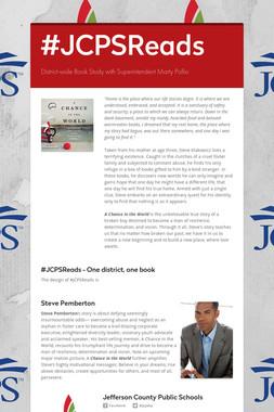 #JCPSReads
