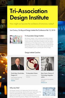 Tri-Association Design Institute