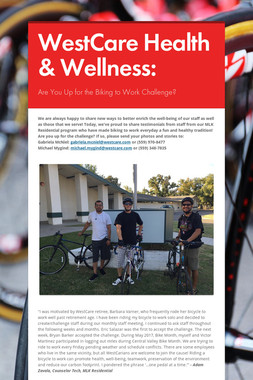 WestCare Health & Wellness: