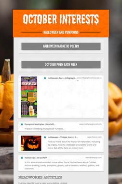 October Interests