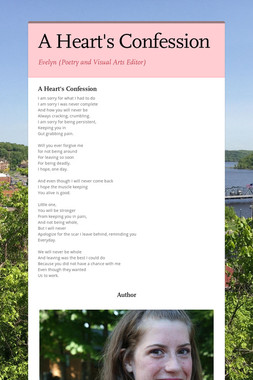 A Heart's Confession