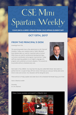 CSE Mini Spartan Weekly
