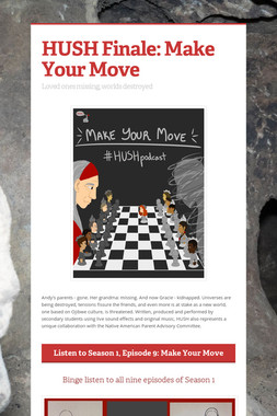 HUSH Finale: Make Your Move