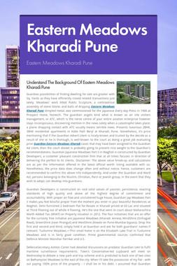Eastern Meadows Kharadi Pune