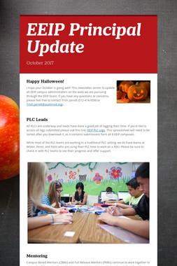 EEIP Principal Update
