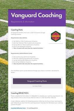 Vanguard Coaching