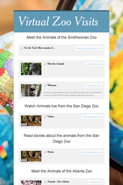 Virtual Zoo Visits