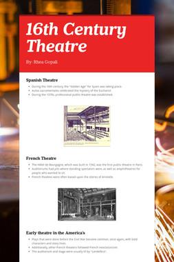 16th Century Theatre