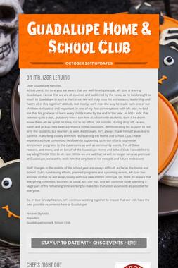 Guadalupe Home & School Club