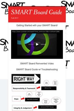 SMART Board Guide