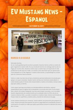 EV Mustang News - Espanol