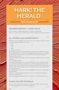 Hark! The Herald.