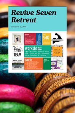 Revive Seven Retreat