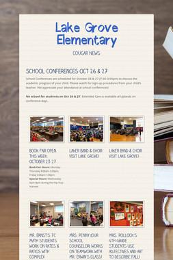 Lake Grove Elementary