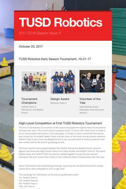 TUSD Robotics