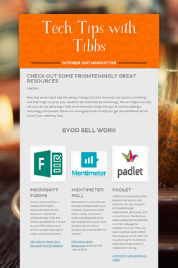 Tech Tips with Tibbs