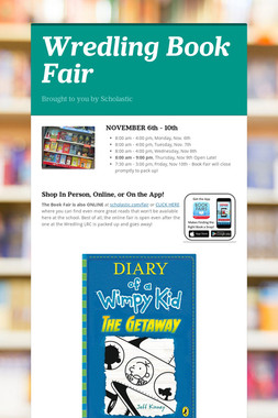 Wredling Book Fair