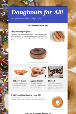 Doughnuts for All!