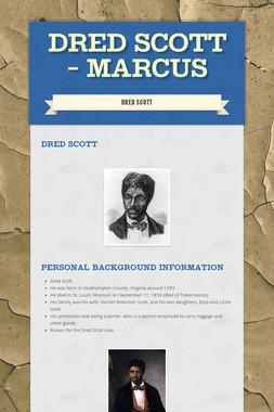 Dred Scott - Marcus