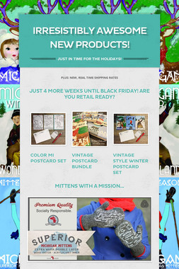 Irresistibly AWESOME NEW Products!
