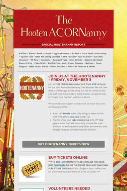 The HootenACORNanny