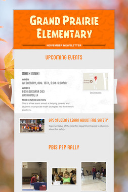 Grand Prairie Elementary