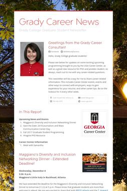 Grady Career News