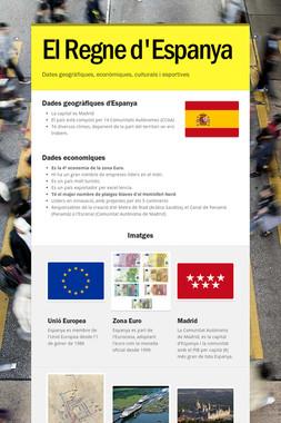 El Regne d'Espanya