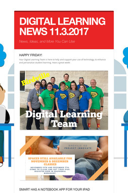 DIGITAL LEARNING NEWS 11.3.2017