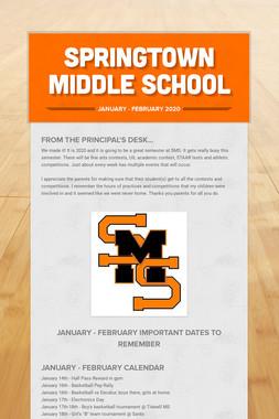 Springtown Middle School