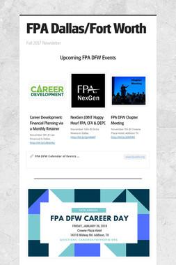 FPA Dallas/Fort Worth