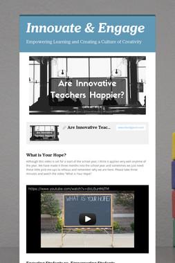 Innovate & Engage