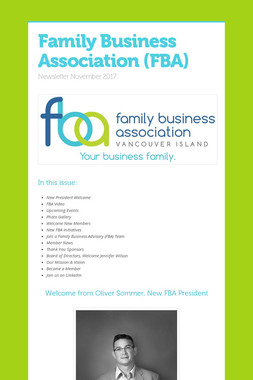 Family Business Association (FBA)