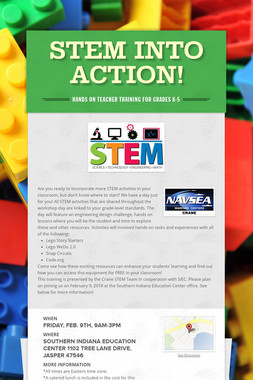 STEM Into Action!