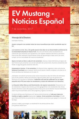 EV Mustang - Noticias Español
