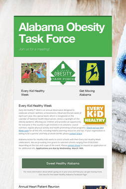 Alabama Obesity Task Force