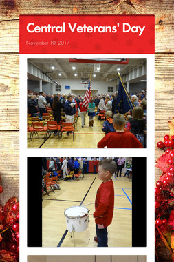 Central Veterans' Day